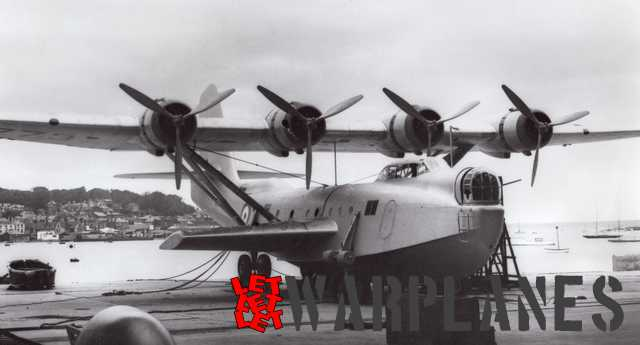 The looser of the Spec. R.2/33 long-range patrol flying boat competition; the Saunders-Roe A.33 K4773.