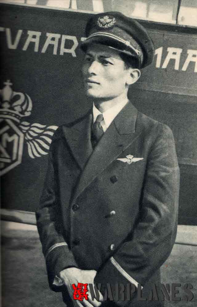 Willem de Graaff - KLM and KG 200 pilot!