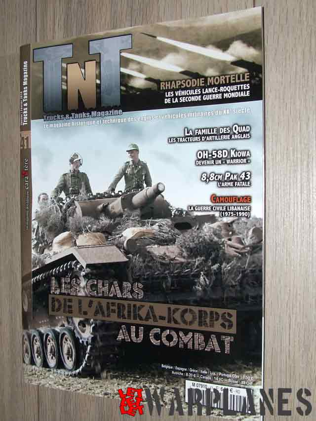 Trucks and Tanks Magazine TnT 41