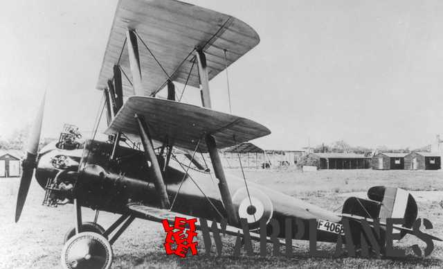 Sopwith Snark (Bill Pippin collection)