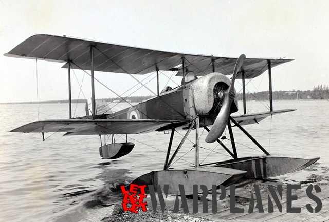 Sopwith Baby seaplane