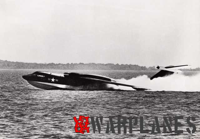 YP6M-1 during the start.