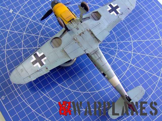 Eduard Bf 109G Royal Class