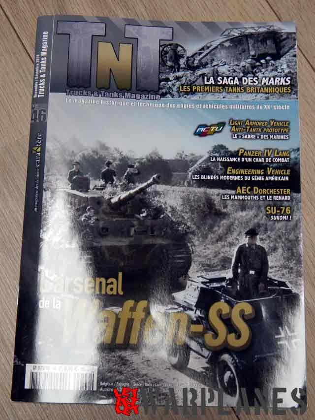 Trucks And Tanks (TnT) magazine 46