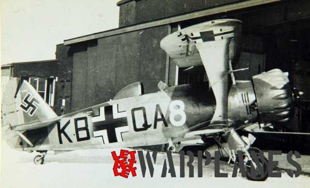 Henschel Hs123