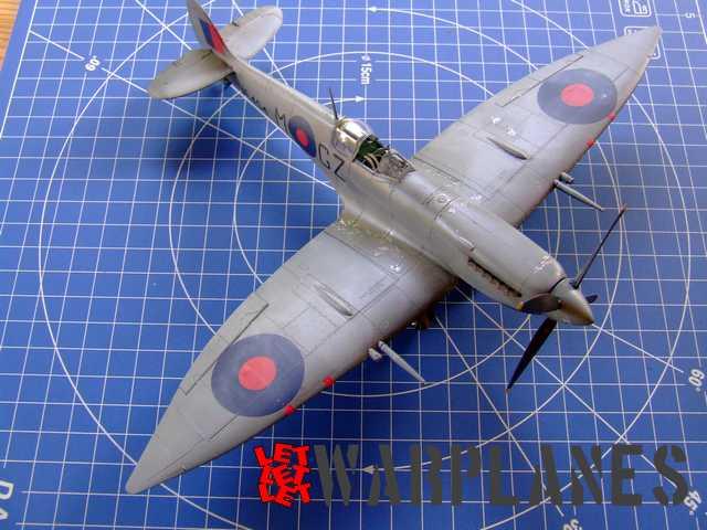 Spitfire Mk.VIII Eduard