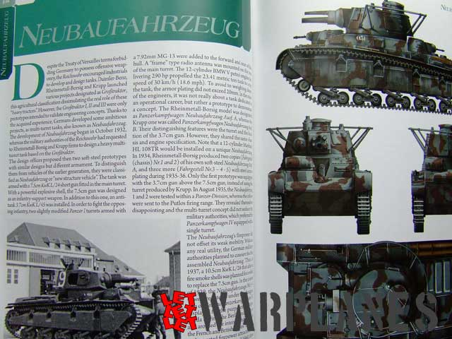Panzer chapter