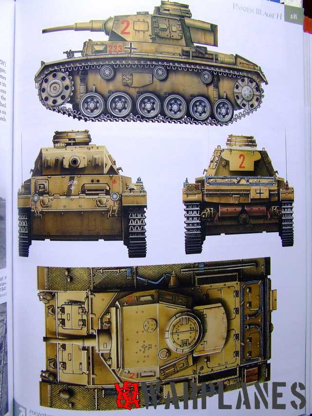 Panzer excellent color art