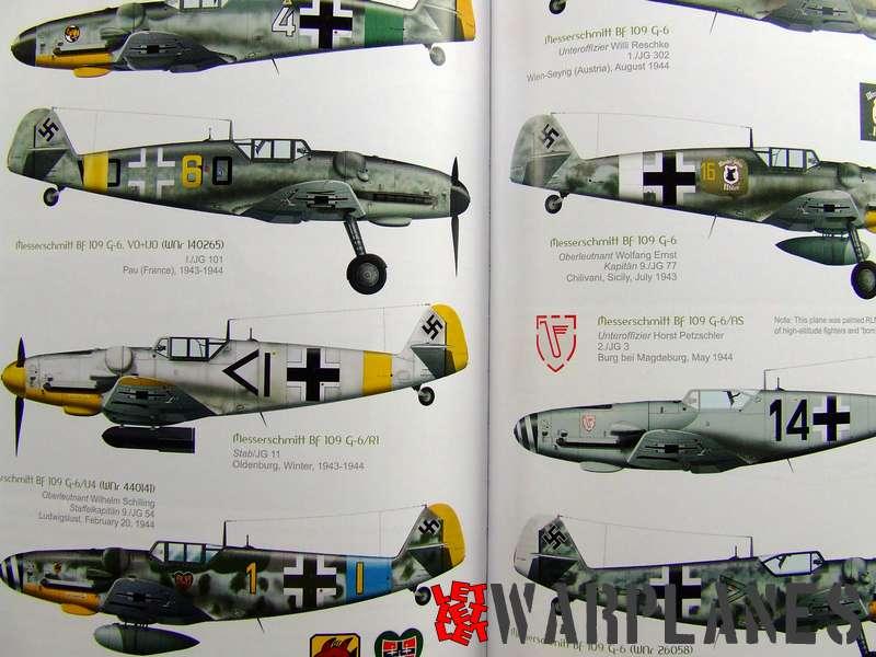 Bf 109 Bible