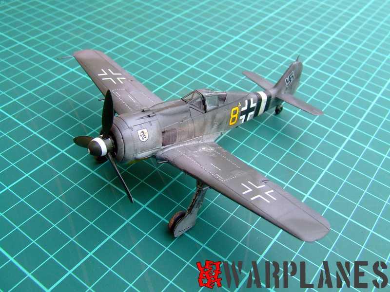 Eduard Fw 190A 1/72