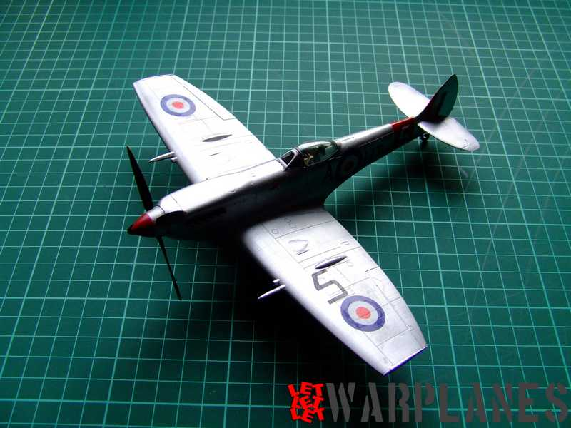 Racer Spitfire XVI
