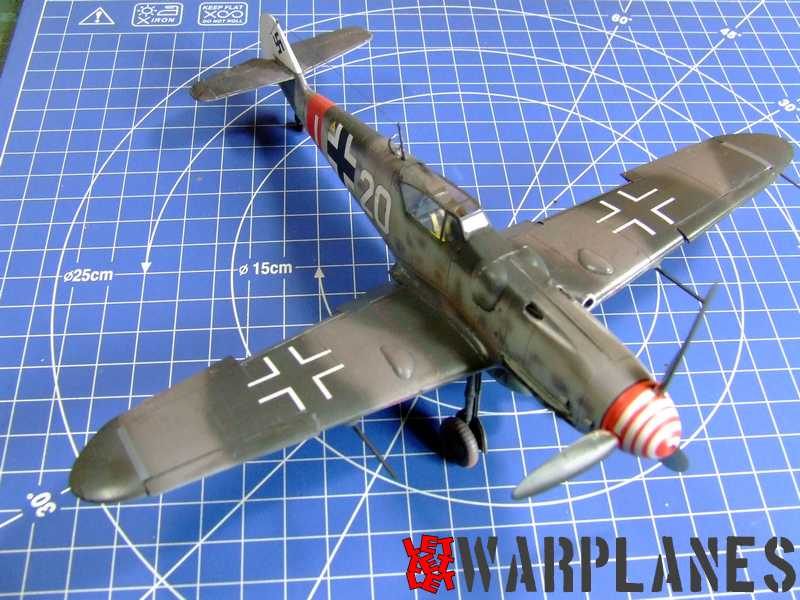 Eduard's new Bf 109G in 1/48 scale