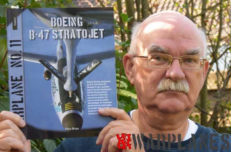 B-47 Stratojet by Nico Braas