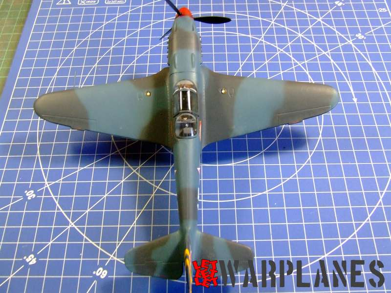 Yak-3 Eduard weekend kit