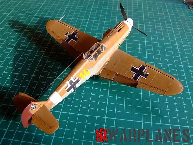 Messerschmitt Bf 109F, Eduard 1/48