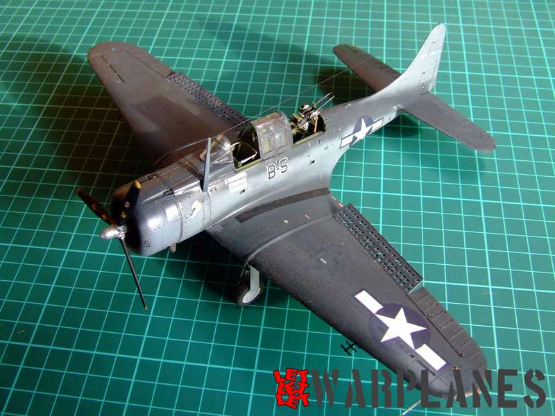 Eduard Dauntless 1/48