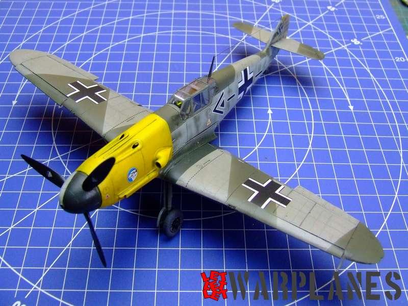 Bf 109F Royal Class glass