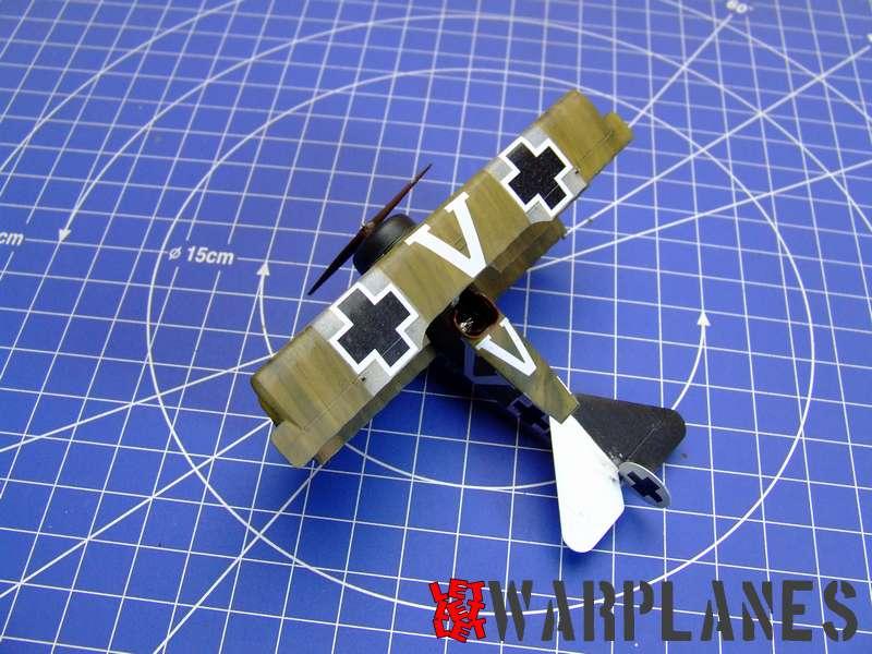 Fokker Dr.I Eduard update