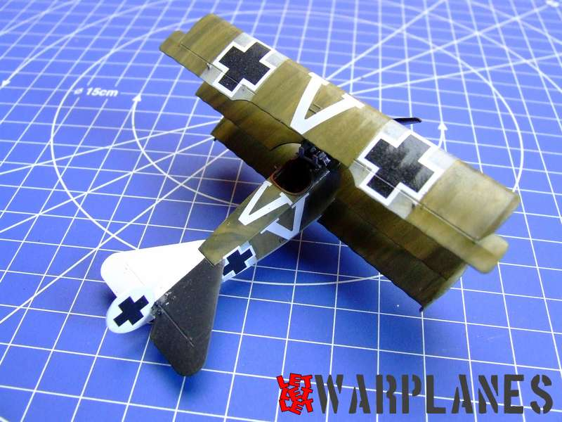 Fokker Dr.I Eduard 1/72