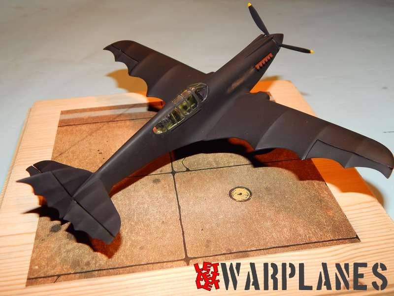Batplane 1941 (Retro SF 1/72)