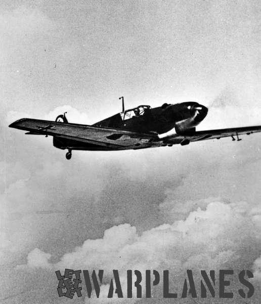 Messerschmitt Me-109B-3