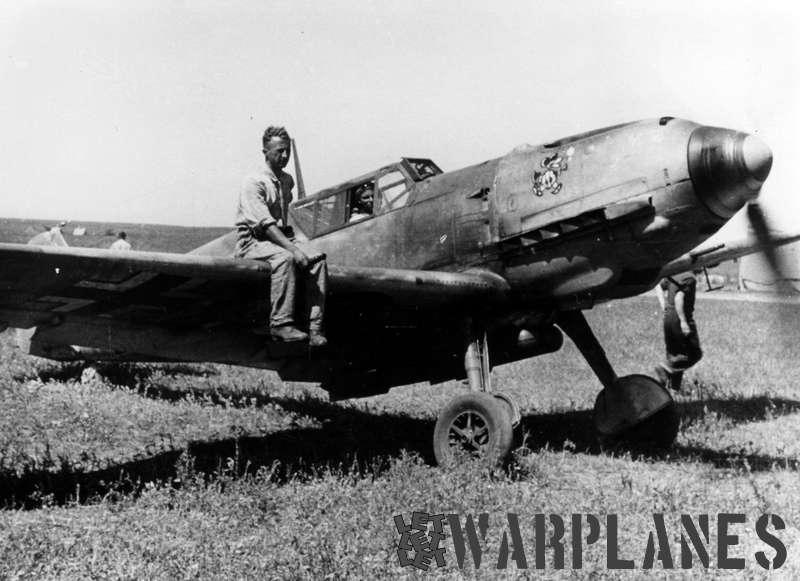 Messerschmitt Me 109E JG24