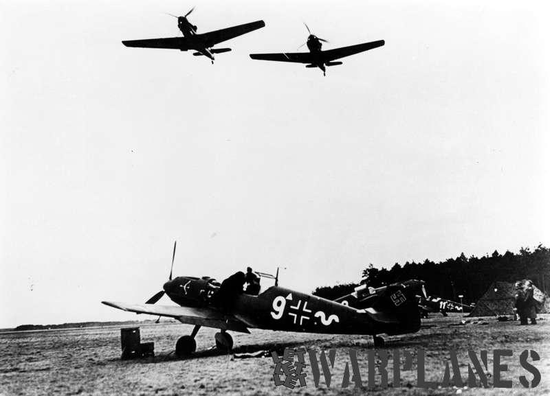 Messerschmitt Me 109E-3