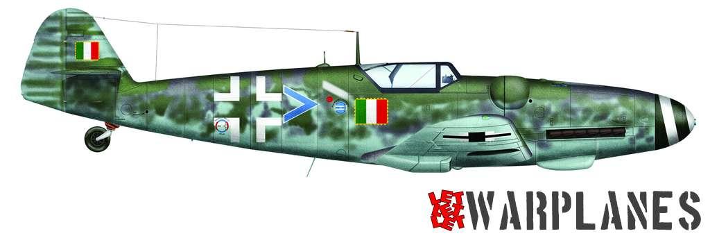Bf 109G Nucleo Comando