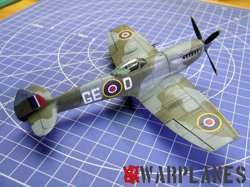 Spitfire XVI Dual Combo