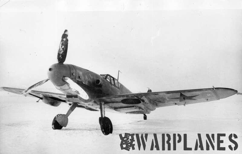Messerschmitt Me-109 USSR