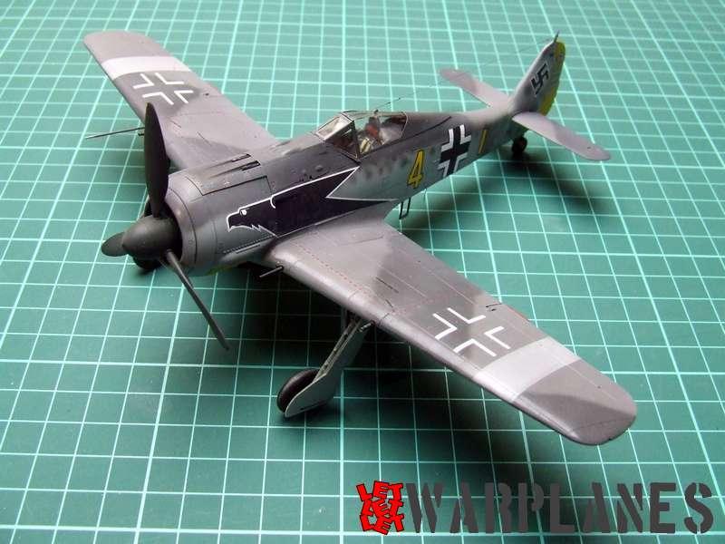 Eduard Fw 190A-4, 1/48