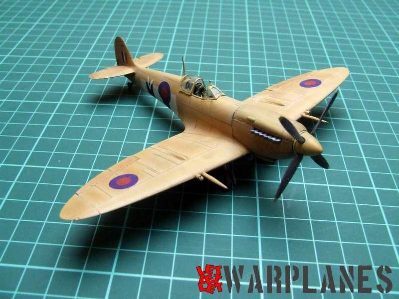 Supermarine Spitfire FR MK.IXc