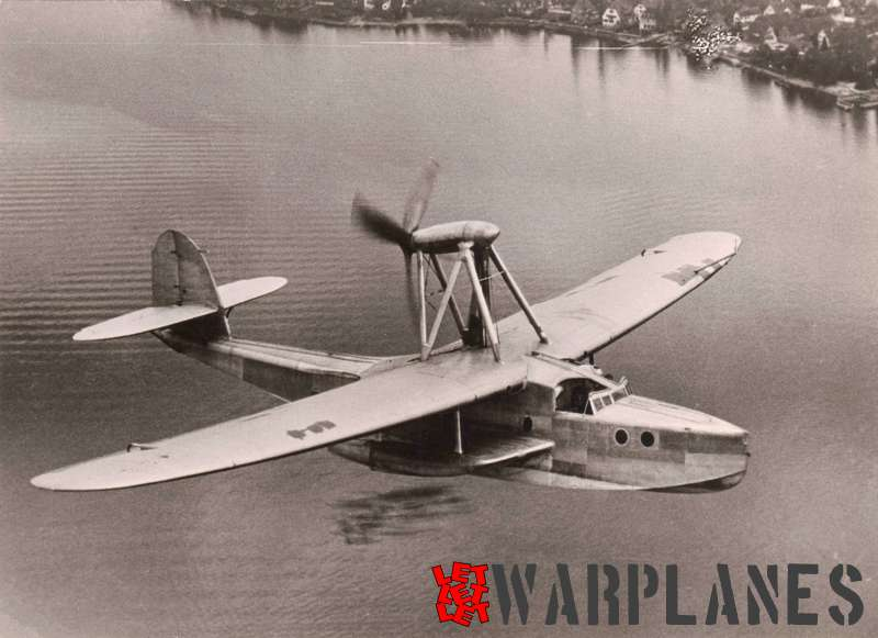 Dornier Do-14 Photo: Dornier Copyrights: free