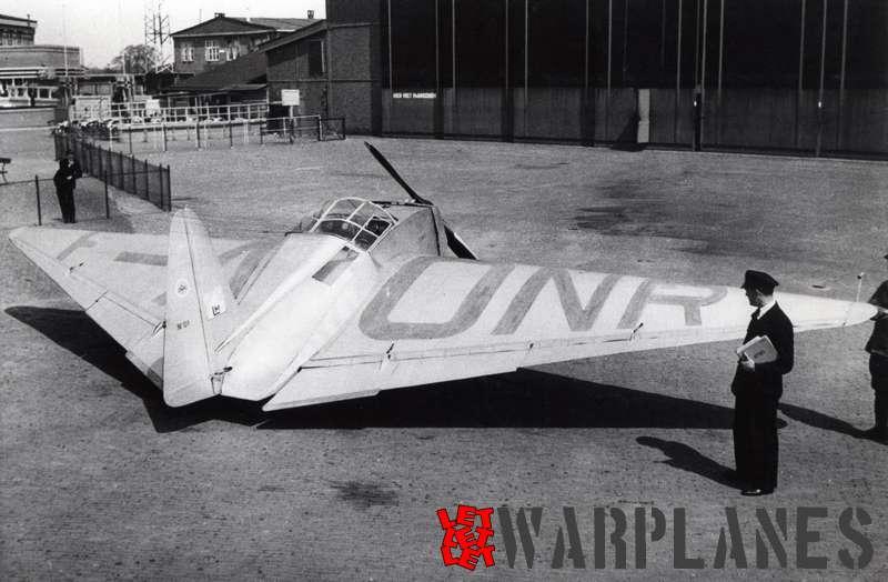 Fauvel AV.10 (at Waalhaven 5 May 1936)