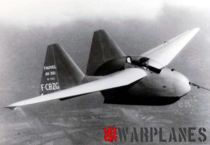 Fauvel AV.361