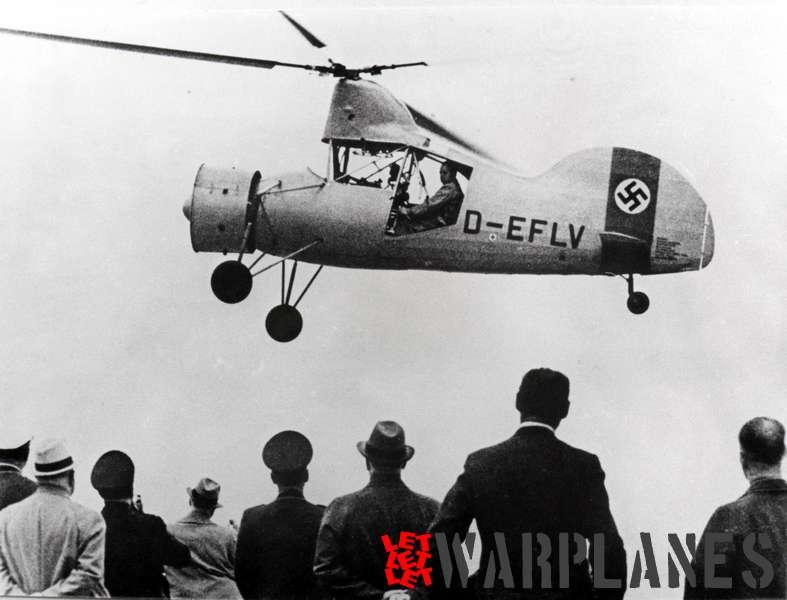 Flettner Fl-265 D-EFLV