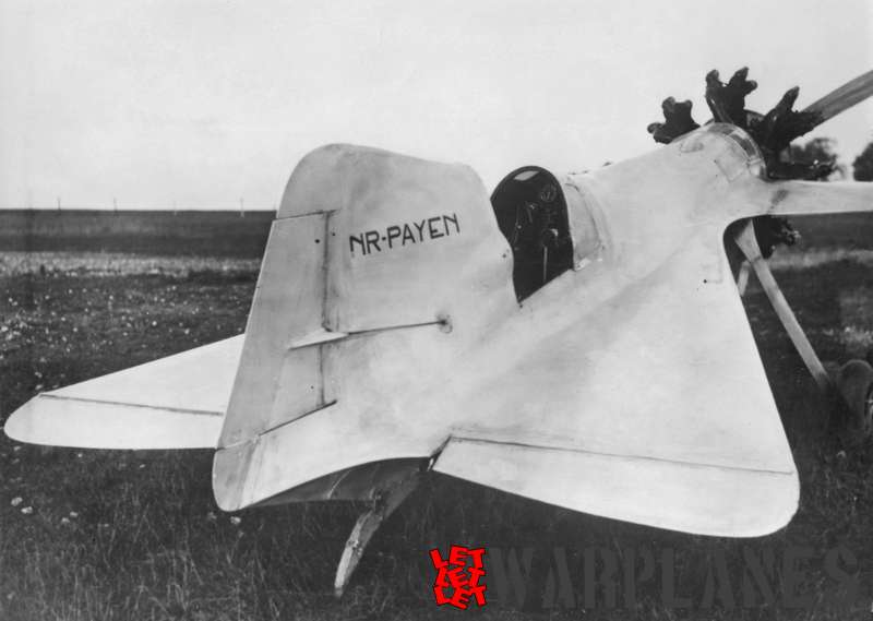 Payer Pa.100 racer (1934)