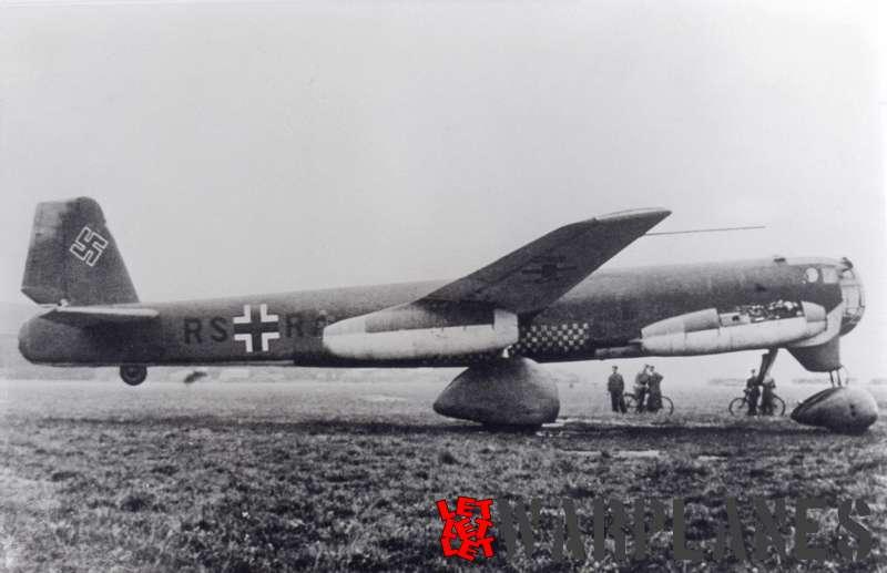 Junkers Ju-287V1
