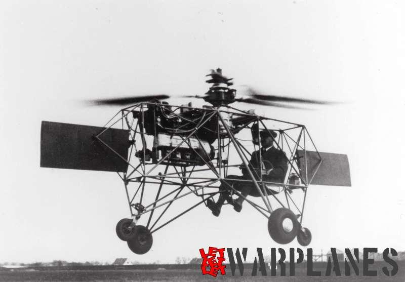 Rieseler R-1 (pilot Johannes Mohn)
