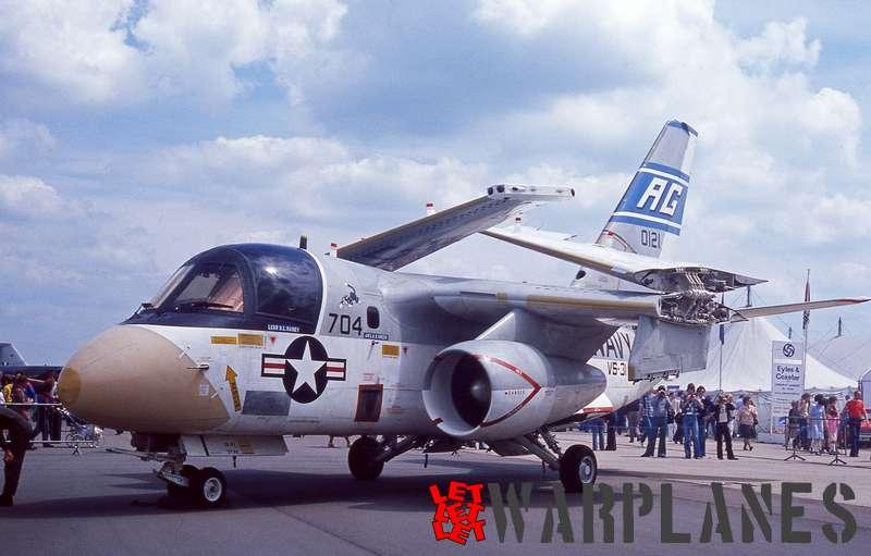 Lockheed S-3A Viking BuNo. 160121 VS-31.