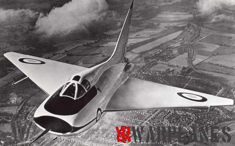 Boulton Paul P.111A