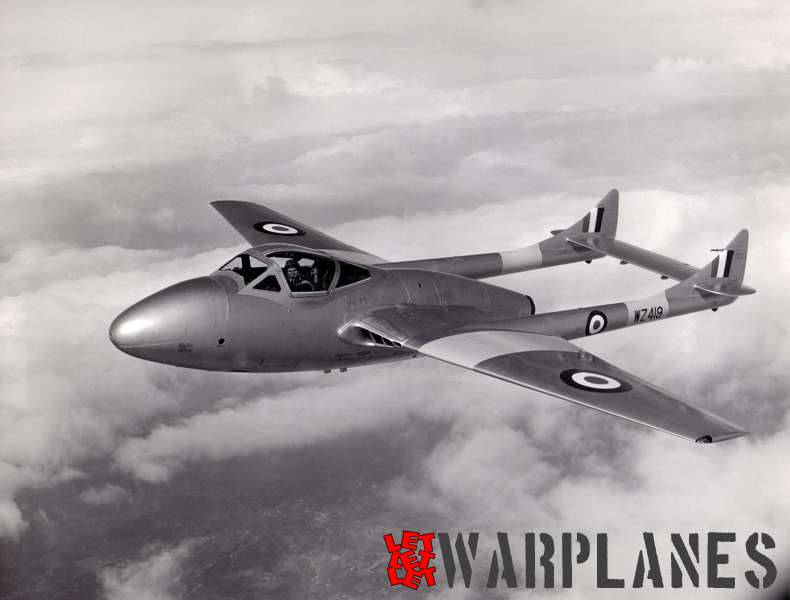 De Havilland DH.115 Vampire Trainer