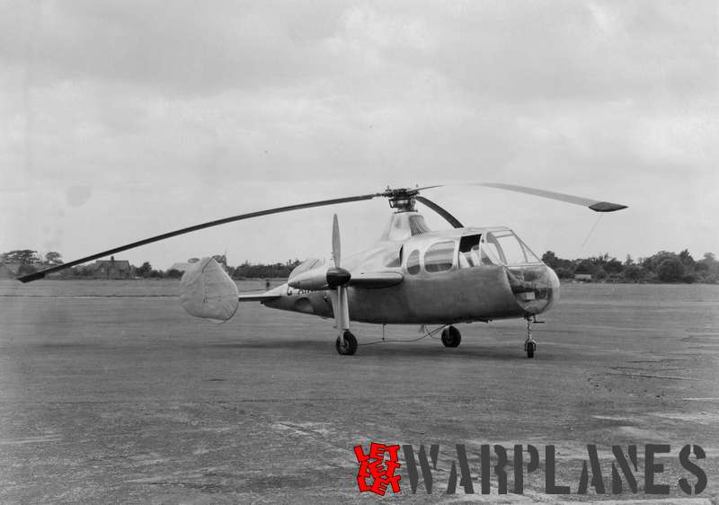 Fairey Gyrodyne Photo: Fairey Copyrights: free