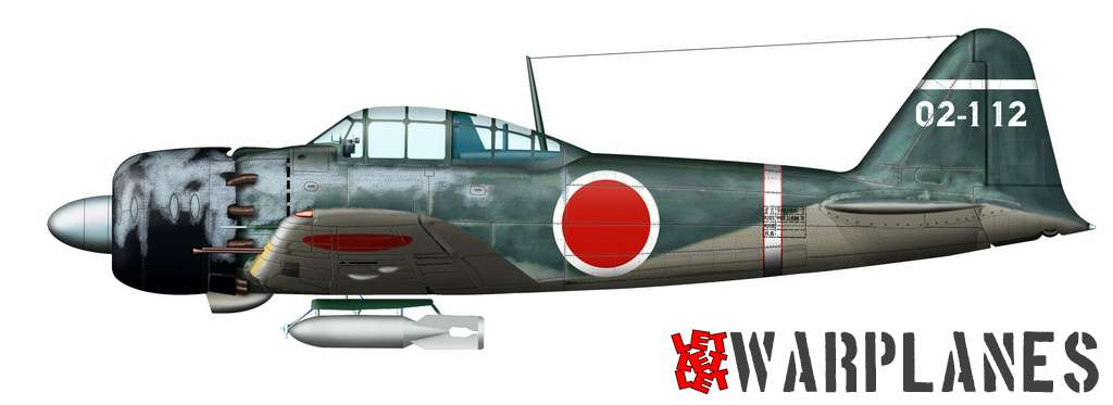 A6M camouflage