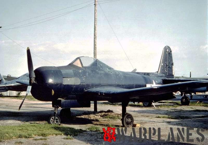 FR-1 no. 39657 at the Chino Air Museum