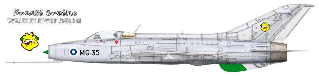 Suomen MiG-21f