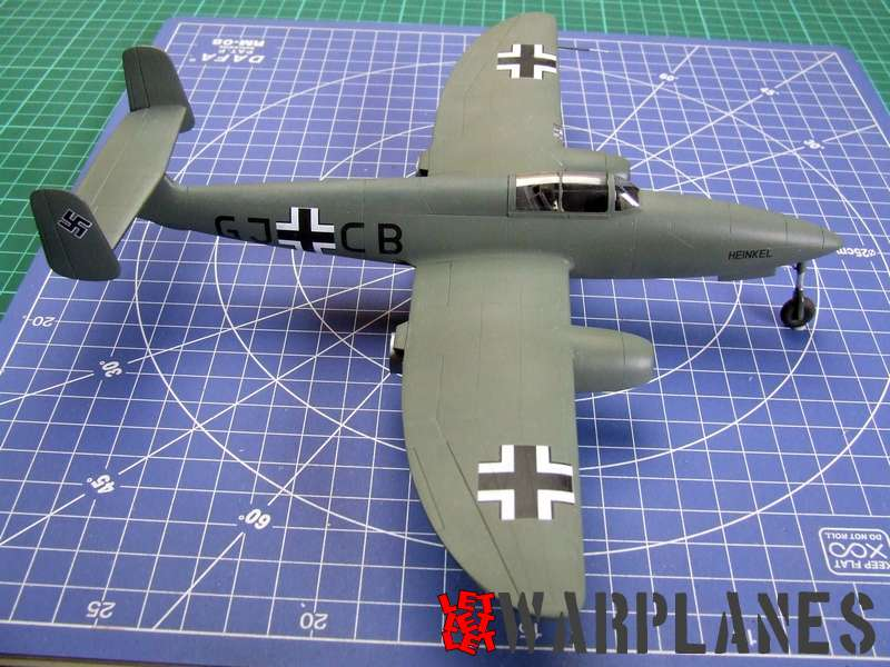Heinkel He 280 Eduard 1/48