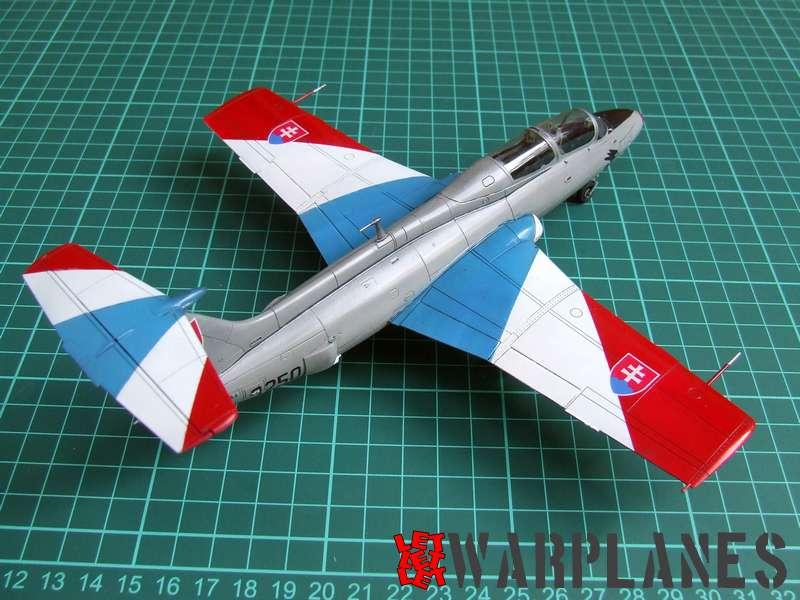 Aero L-29 Delfin, Eduard 1/48