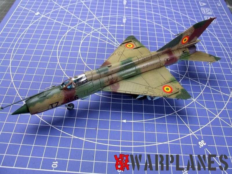 MiG-21MF Eduard 1/72