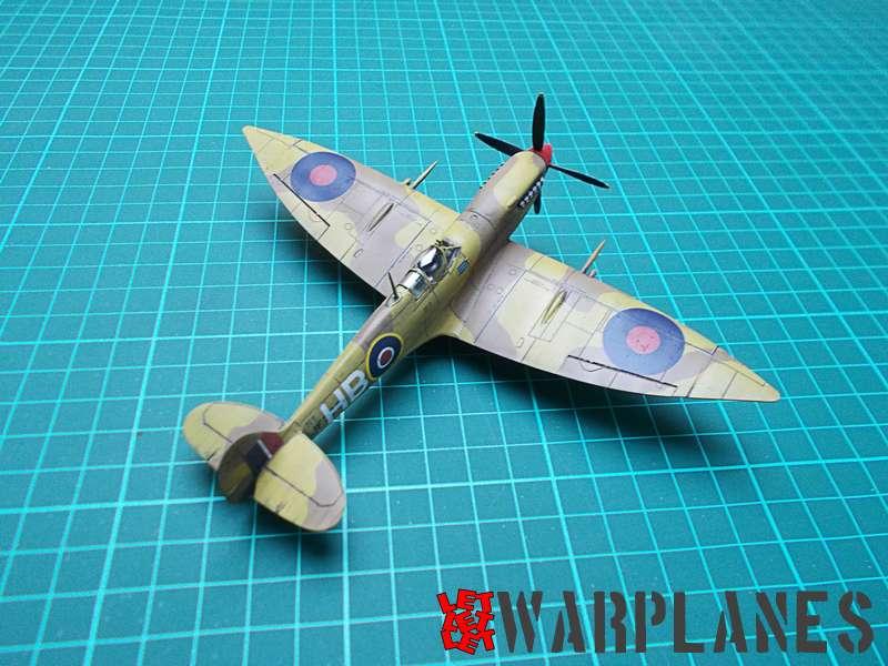 Spitfire Mk. VIII Eduard 70128